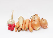 Healthy vegetables Royalty Free Stock Photos