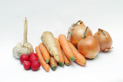 Healthy vegetables Royalty Free Stock Images