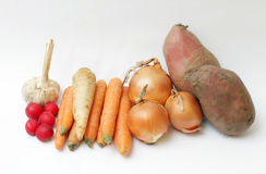Healthy vegetables Royalty Free Stock Photo