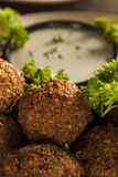 Healthy Vegetarian Falafel Balls Royalty Free Stock Photography