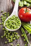 healthy vegetarian food Stock Photos