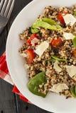 Healthy Vegetarian Quinoa Salad Stock Images