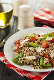 Healthy Vegetarian Quinoa Salad Royalty Free Stock Images