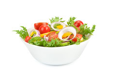 Healthy vegetarian Salad Royalty Free Stock Images