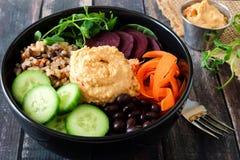 Healthy vegetarian salad bowl Royalty Free Stock Photography