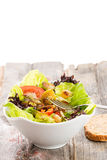 Healthy vegetarian salad Stock Photo