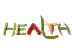 Healthy Vegitables Stock Image