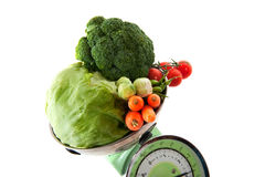 Healthy weight Stock Image