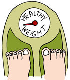 Healthy Weight Stock Photos