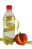 Healthy weight loss royalty free stock photo