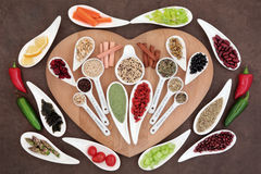 Healthy Weight Loss Food Royalty Free Stock Photo