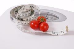 Healthy weight loss idea Stock Photography