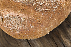 Healthy whole wheat bread Stock Photography