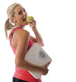 Healthy Woman Stock Image