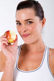 Healthy woman Royalty Free Stock Image