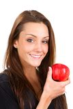 Healthy Woman Royalty Free Stock Photo