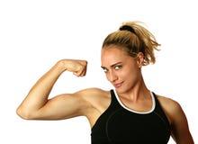 healthy woman Στοκ Εικόνες