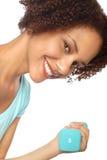 Healthy woman royalty free stock photos