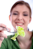 Healthy Woman Stock Photography