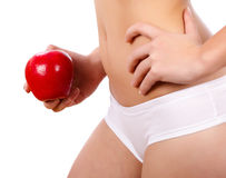Healthy Woman Body Stock Photography
