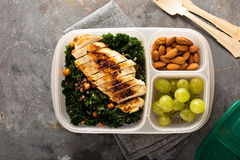 Healthy work or school lunch Stock Photo