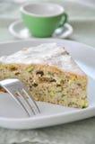 Zucchini Cake Royalty Free Stock Image