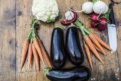 healty有机食品 库存图片