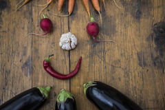 healty żywność organiczna zdjęcie stock