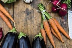 healty натуральные продукты Стоковая Фотография RF