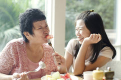 Healty Ageing Stock Images