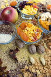 Healty food Stock Images