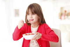 Healty food every day Royalty Free Stock Photos