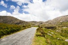 Healy Pass, cortiça do condado, Irlanda Fotografia de Stock