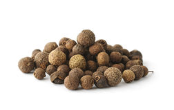 Heap of allspice Royalty Free Stock Photography