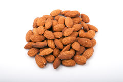 Heap Of Almonds Stock Photography