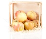 Heap of apples Stock Photos
