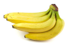 Heap of bananas Stock Image