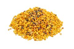 Heap of bee pollen Royalty Free Stock Image