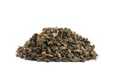 Heap of black tea Royalty Free Stock Photo