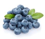 Heap of blueberries Stock Photos