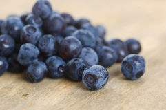 Heap of blueberry Royalty Free Stock Images