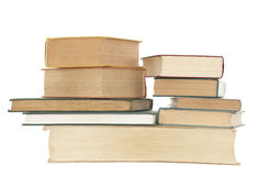 Heap of books Royalty Free Stock Photo