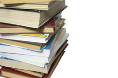 Heap of books Stock Image