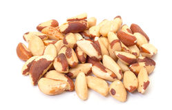 Heap Brazil Nuts Royalty Free Stock Image