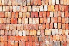 Heap of brick Stock Photos