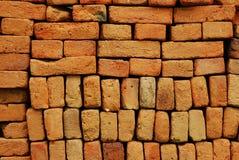 Heap of bricks Royalty Free Stock Photography