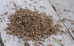 Heap of Caraway Royalty Free Stock Image