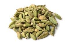 Heap of cardamom pods Royalty Free Stock Photo