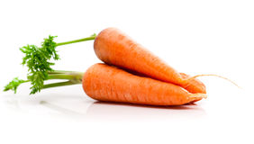 Heap of carrots Royalty Free Stock Photo