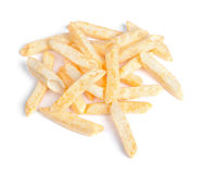 Heap of cheese puff sticks Royalty Free Stock Photo